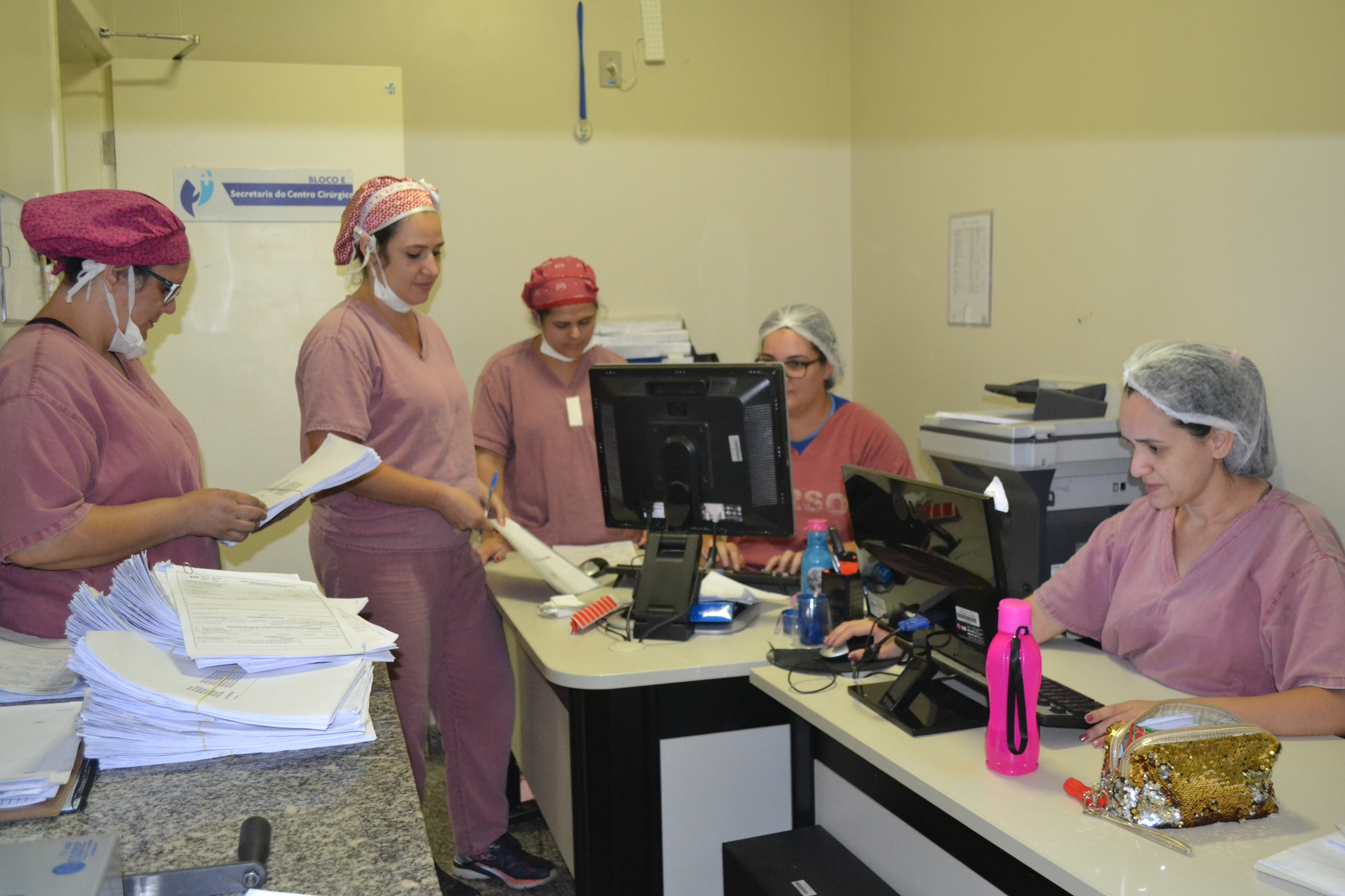 Primeira captação de órgãos do ano é realizada no HURSO