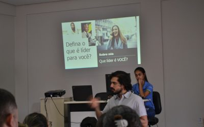 Gestores do HURSO participam de palestra sobre liderança