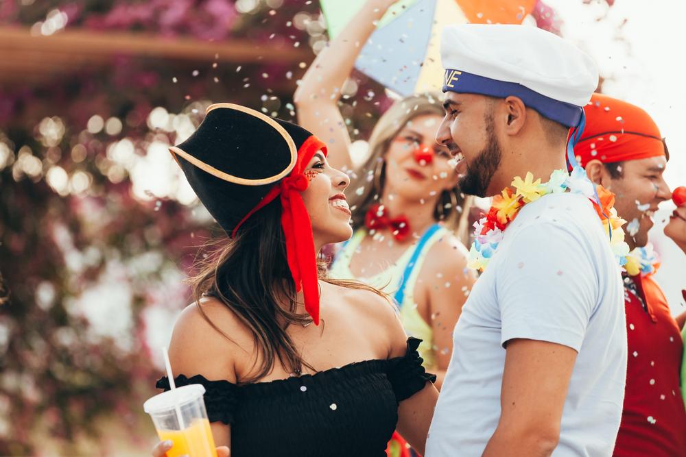 Carnaval Seguro: Previna-se de IST's e acidentes de trânsito