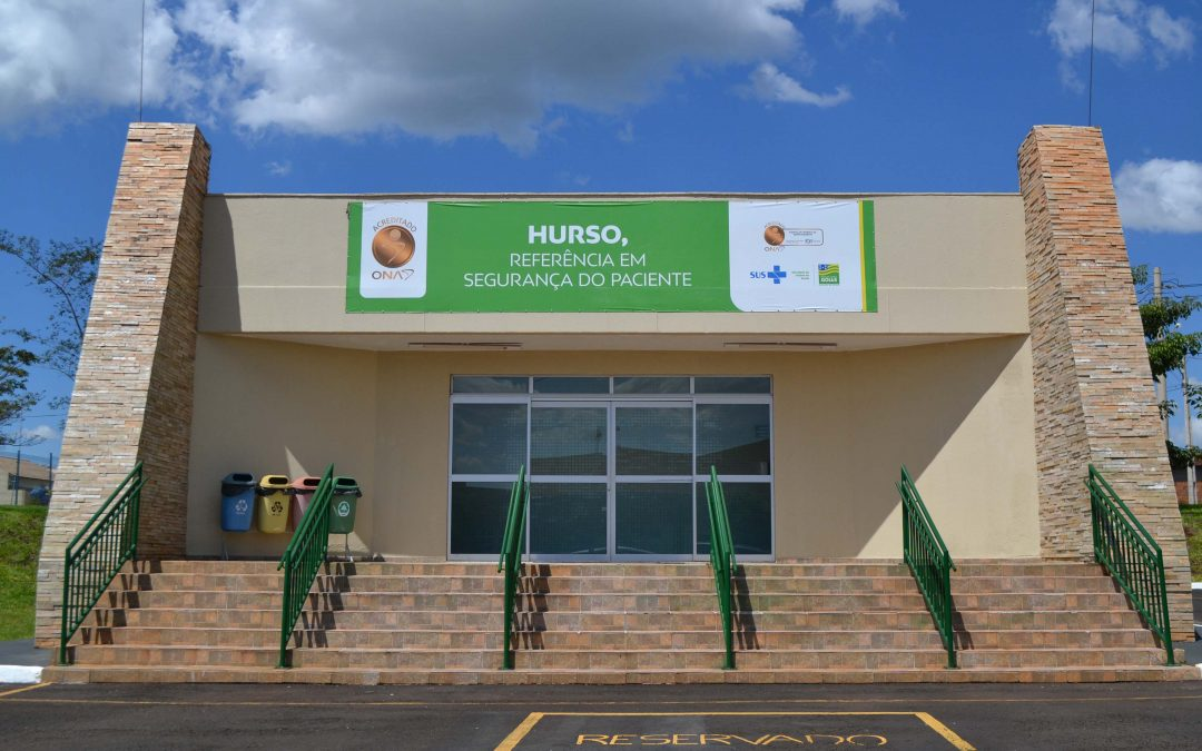 Auditório do HURSO está de cara nova após reforma para implementação de melhorias