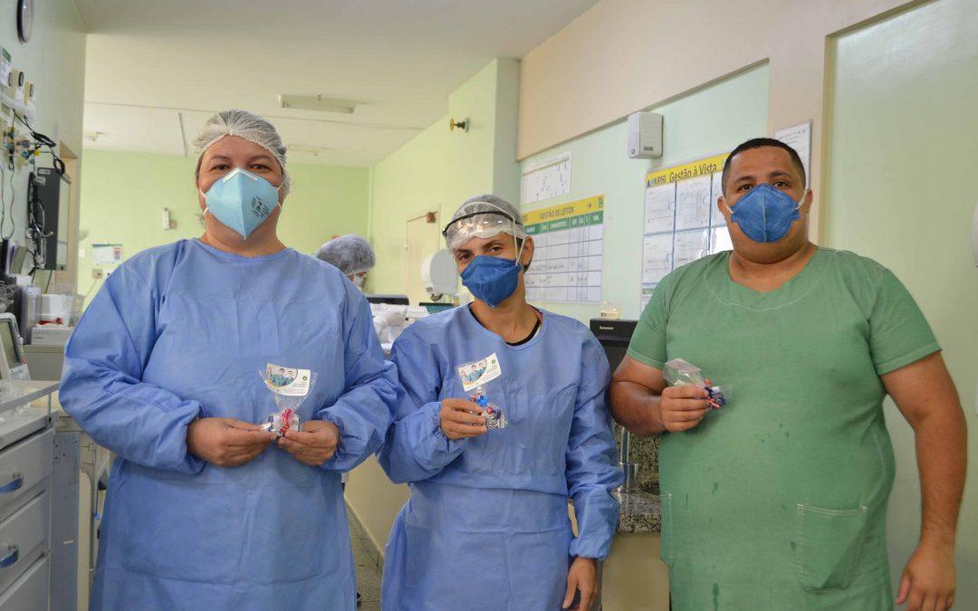 Semana da Enfermagem é comemorada no HURSO