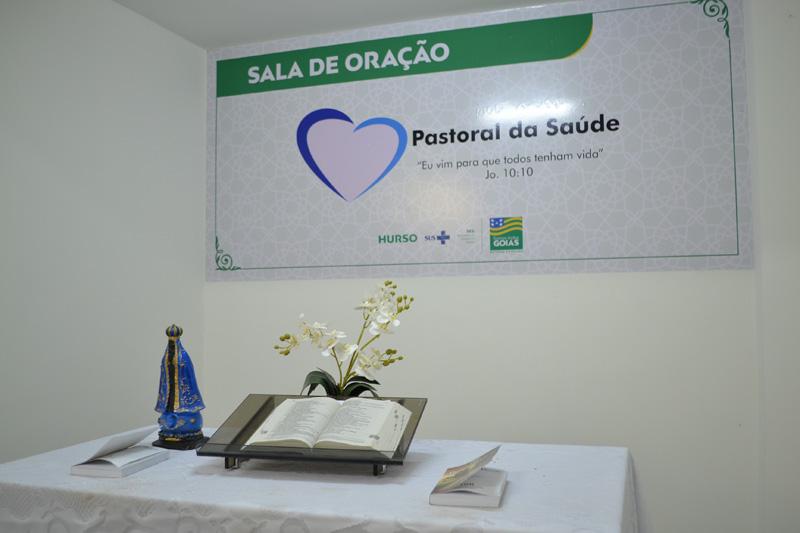 Pastoral da Saúde do HURSO já atua há 8 anos na Unidade