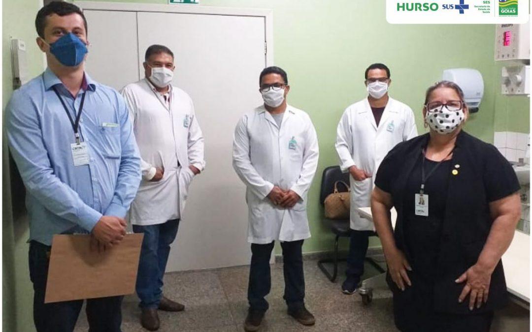 HURSO recebe elogios do Conselho Regional de Técnicos em Radiologia