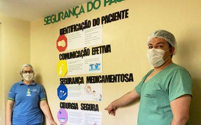 HURSO apoia campanha da OMS e reforça metas de segurança do paciente
