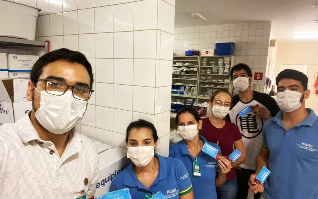 HURSO reforça a importância da farmácia no ambiente hospitalar