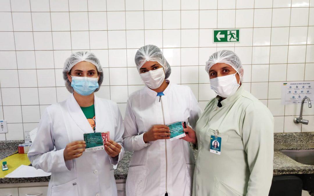 No dia do Biomédico, HURSO realiza homenagem aos profissionais