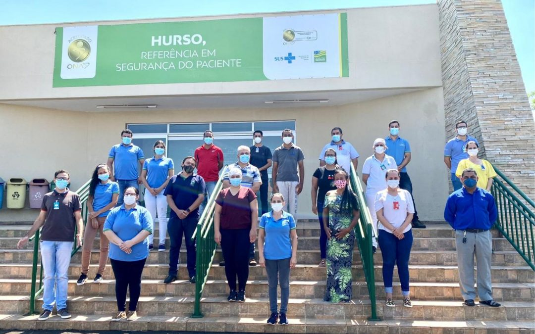 Novos membros da Comissão Interna de Prevenção de Acidentes são empossados no HURSO